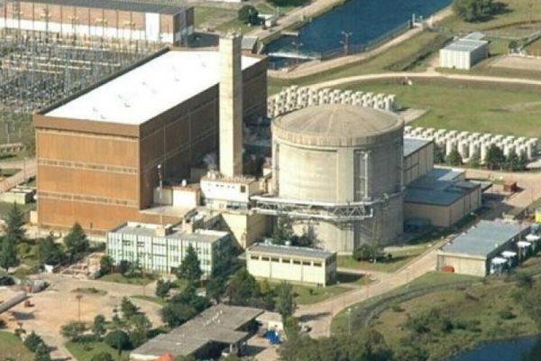 Central Nuclear Embalse Río Tercero